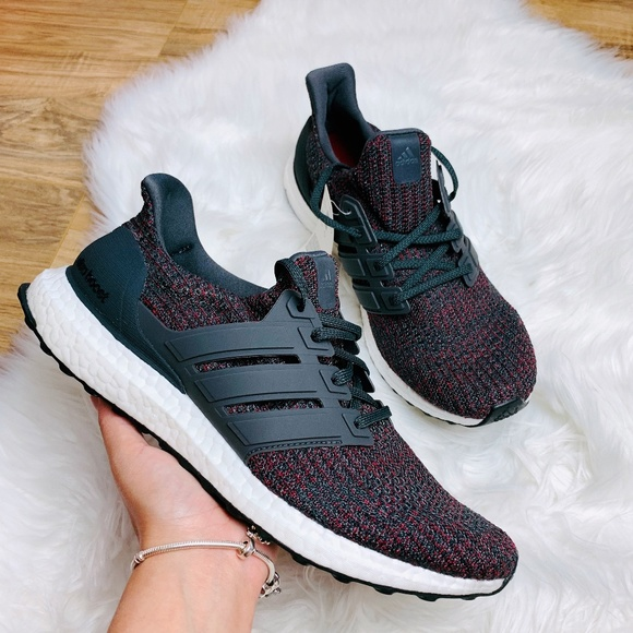 New Adidas Ultraboost 4 Carbon Noble